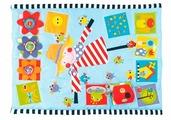 Развивающий коврик Yookidoo Музыкальный 40125