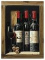 "Белоснежка Картина по номерам ""Коллекционное вино"" 30х40 см (307-AS)"
