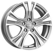 Колесный диск K&K КС673 7x17/5x114.3 D60.1 ET39 дарк платинум