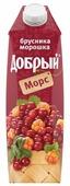 Морс Добрый Виноград-Клюква-Брусника-Морошка