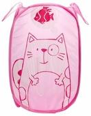 Корзина Наша игрушка Забавный кот 34х54 см (HLJ171020-3-2)