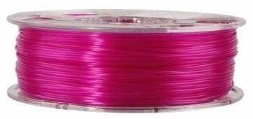PLA пруток ESUN 1.75 мм прозрачно-пурпурный