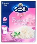 Рис Riso Scotti Басмати в варочных пакетиках 400 г
