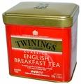 Чай черный Twinings English breakfast