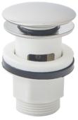 Донный клапан полуавтоматический для раковины hansgrohe 50105000