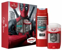 Набор Old Spice Strong slugger
