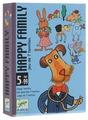 Настольная игра DJECO Карточная игра Счастливая семейка