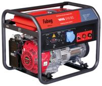 Бензиновый генератор Fubag WHS 210 DC (4500 Вт)