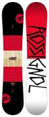 Сноуборд Rossignol District Black/Red Wide (18-19)