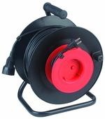 ЭРА RP-1-2x0.75-40m Удлин-ль силовой пласт. катушка без заземл. 40м 1гн 2х0.75мм2 (2/30)