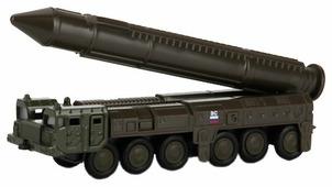 Ракетная установка ТЕХНОПАРК РСЗО Тополь (SB-16-20-G-WB)