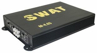Автомобильный усилитель SWAT M-4.65