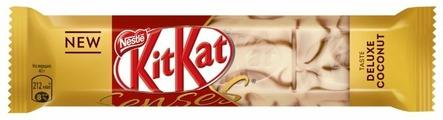 Батончик KitKat Senses Taste Deluxe Coconut, 40 г