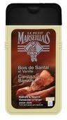 Гель для душа Le Petit Marseillais Сандал и ваниль