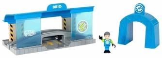 Brio Вагоноремонтная мастерская Smart Tech 33918