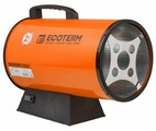Газовая тепловая пушка ECOTERM GHD-100 (10 кВт)