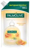 Мыло жидкое Palmolive Натурэль. Питание - мед и увлажняющее молочко