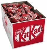 Конфеты KitKat молочный шоколад с хрустящей вафлей, коробка