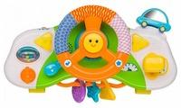Интерактивная развивающая игрушка Happy Baby Little Driver 330083