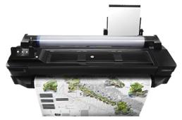 Принтер HP Designjet T520 914 мм (CQ893E)