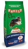 Корм для собак CLAN Family Сухой корм для взрослых активных собак с курицей