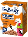 Каша Беллакт молочная гречневая (с 4 месяцев) 207 г