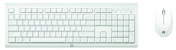 Клавиатура и мышь HP M7P30AA C2710 White USB