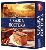 Торт Русская нива Сказка востока