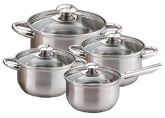 Набор посуды Kelli KL-4202 8 пр.
