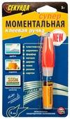 Клей цианоакрилатный Секунда 403-061