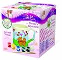 D&M Набор для росписи керамики кружка Мишки (43696)