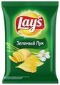 Чипсы Lay's картофельные Зеленый лук