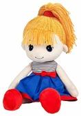 Мягкая игрушка Maxitoys Кукла Стильняшка блондинка 40 см