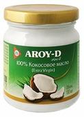 Aroy-D Масло 100% кокосовое (extra virgin)
