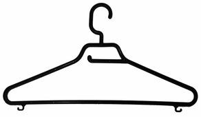 Вешалка BranQ Для легкой одежды Keeper BQ1880