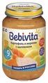 Пюре Bebivita картофель и морковь с цыпленком (с 9 месяцев) 190 г, 1 шт
