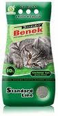 SUPER BENEK Наполнитель S Benek 10л зеленый лес