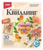 LORI Набор для квиллинга Летняя палитра Квл-013