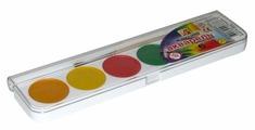 Луч Акварельные краски Классика 6 цветов, с кистью (19С 1283-08)