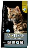 Корм для стерилизованных кошек Farmina Matisse