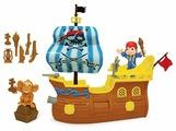Игровой набор Boley Пиратский корабль 31627