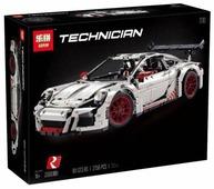 Конструктор Lepin Technican 20001B Porsche 911 GT3 RS white