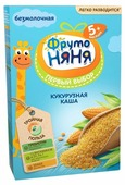 Каша ФрутоНяня безмолочная кукурузная (с 5 месяцев) 180 г
