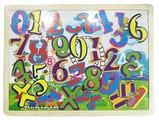 Доска для рисования детская Фабрика Фантазий с пазлами (41793)