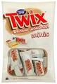 Конфеты Twix minis белый шоколад