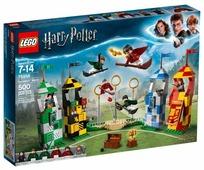 Конструктор LEGO Harry Potter 75956 Матч по квиддичу