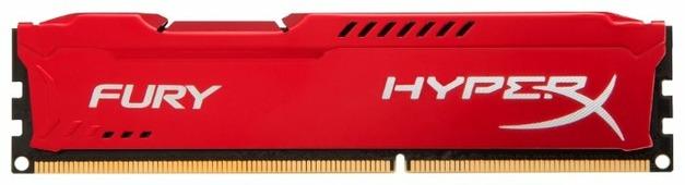 Оперативная память 8 ГБ 1 шт. HyperX HX318C10FR/8