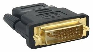 Переходник Mirex HDMI - DVI-D (13700-AHDFDVM4)
