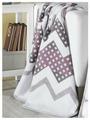 Плед KARNA хлопок DIAMOND 3057/1, 150 x 240 см