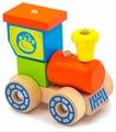 Каталка-игрушка Alatoys Паровозик 2 (ККП03)